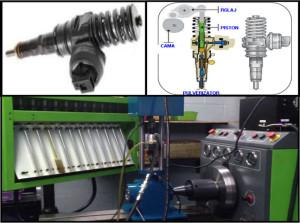 Reparatii Injectoare Pompe Duze Audi, Skoda, Vw, Seat, Ford Galaxy